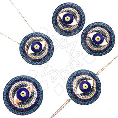 925 Silver Evil Eye Sets
