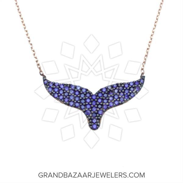 925 Silver Animal Instinct Necklace