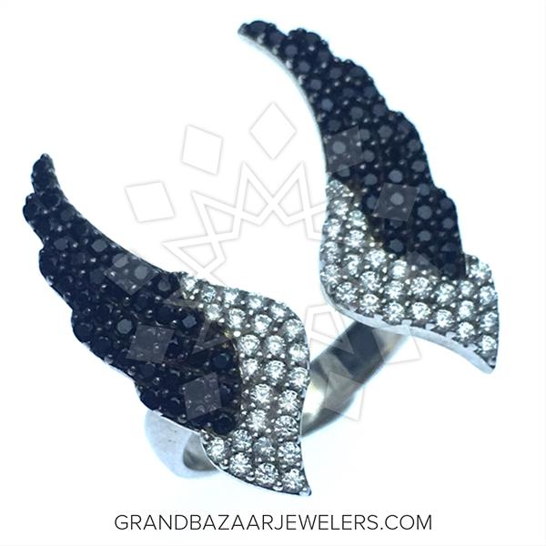 925 Silver Animal Instinct Rings
