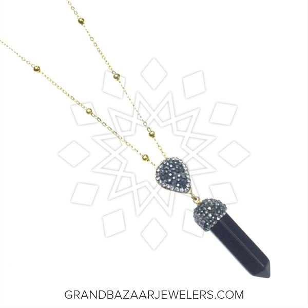 Artisan Crafted Bijoux Necklace