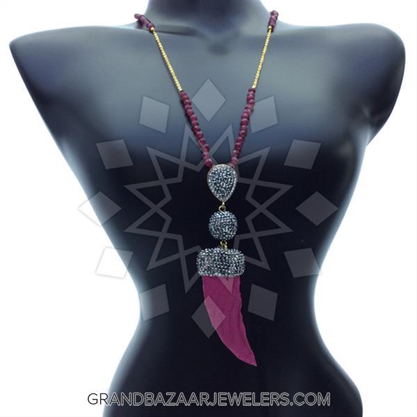 Artisan Crafted Bijoux Tassel