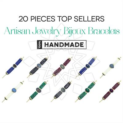 Artisan Jewelry Bijoux Bracelets 20 Mixed