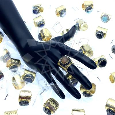 Artisan Jewelry Bijoux Rings 50 Mixed