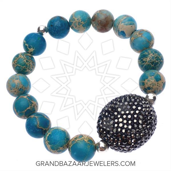 Beaded Gemstone Stretch Bracelets