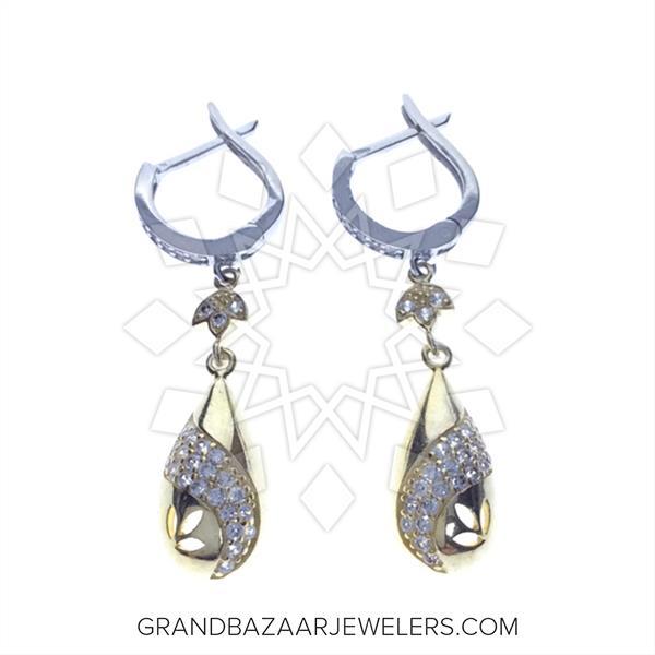 Classic 925 Sterling Silver Earrings
