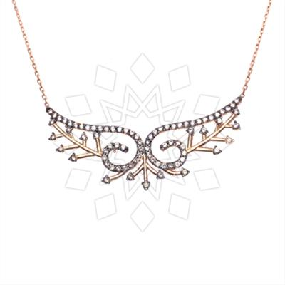 Classic 925 Sterling Silver Necklace