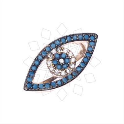 925 Silver Evil Eye Rings