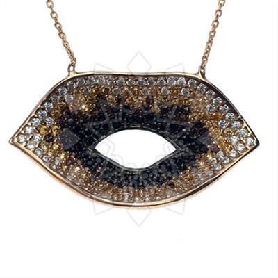 Designer Silver Jewelry Statement Necklace