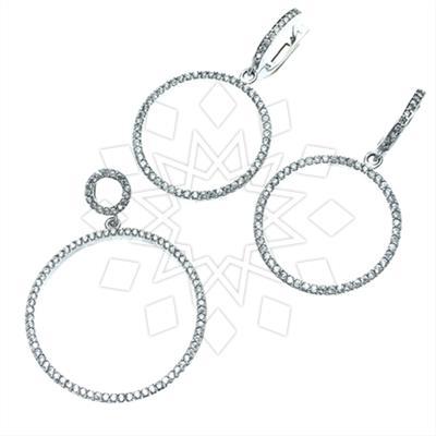 Designer Silver Jewelry Statement Sets