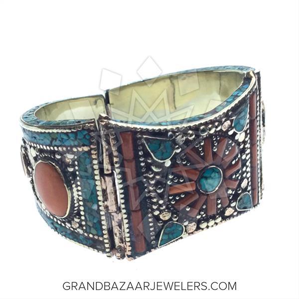 Ethnic Tribal Design Bracelets
