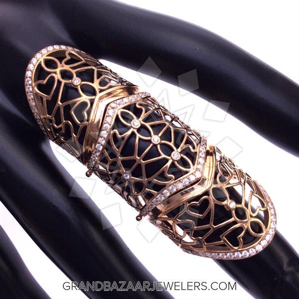 Full Finger Long Knuckle Rings