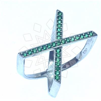925 Silver Geometric Design Rings