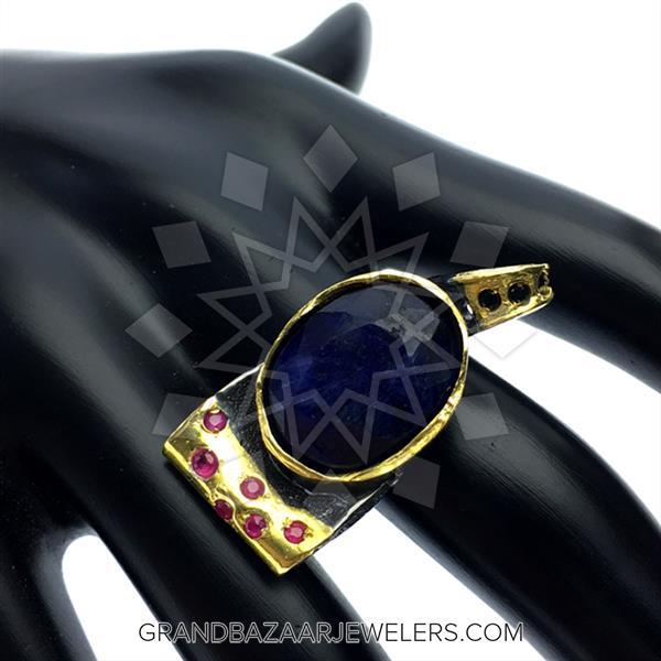 Grand Bazaar Artisan Silver Rings