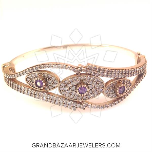 Grand Bazaar Turkish Silver Bracelets