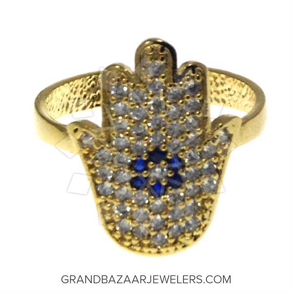 Hand of Fatima Fashion Bijou Rings