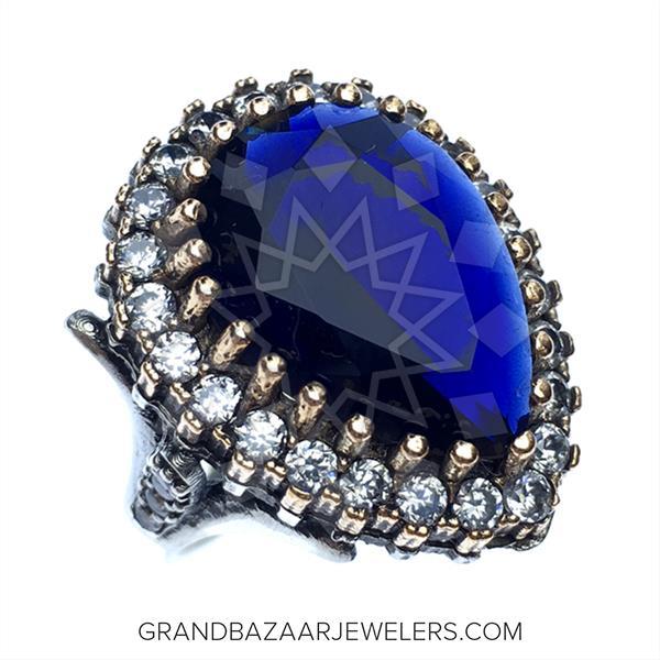 Hurrem Sultan Turkish Silver Rings