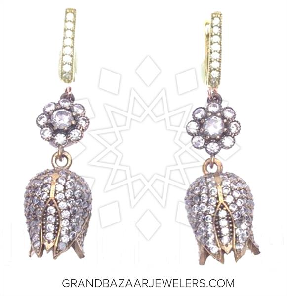 Artisan Design Bijoux Tulip Earrings