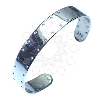 Classic 925 Sterling Silver Bracelets