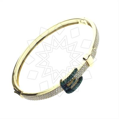 Symbols and Motifs Silver Bracelets
