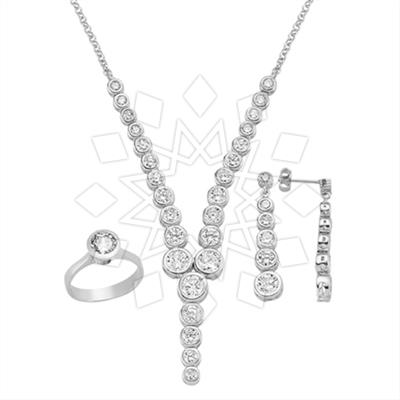 Classic 925 Sterling Silver Sets