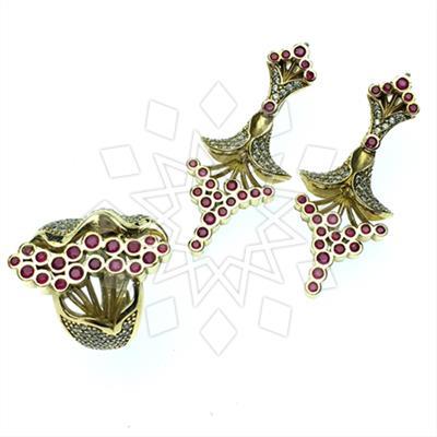 Ethnic Turkish Ottoman Jewelry Sets