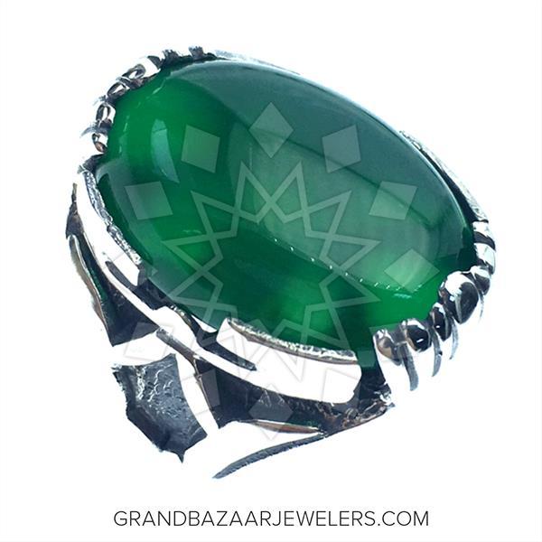 Pasha Mens 925 Silver Rings
