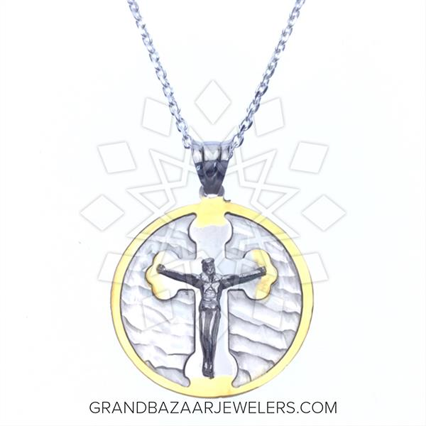 Religious Pendant Necklace