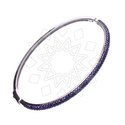 Designer Pave Bracelets
