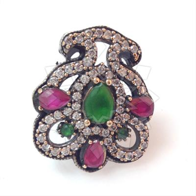 Ethnic Turkish Ottoman Rings