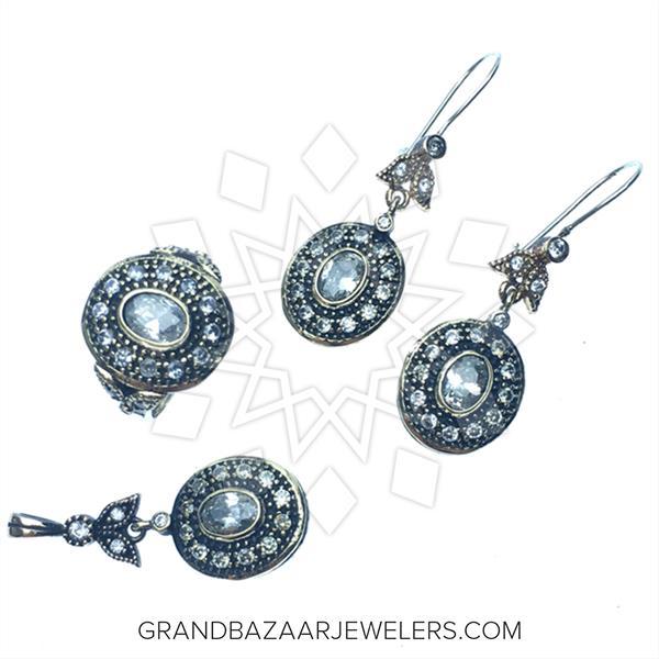 Vintage Antique Turkish Jewelry Sets