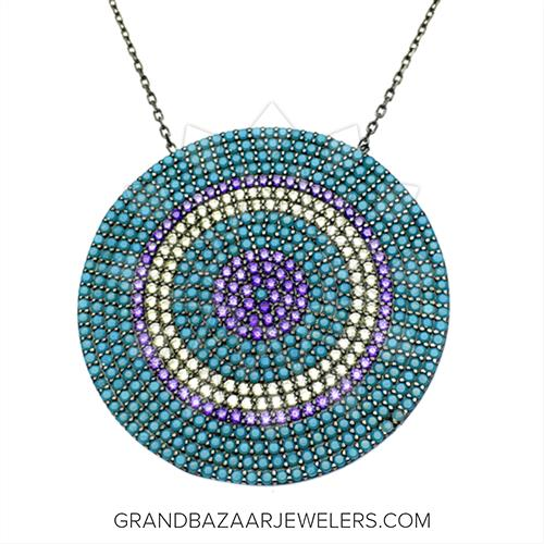Shop online for wholesale evil eye jewelry the evil eye is an amulet 925 silver evil eye necklace aloadofball Gallery