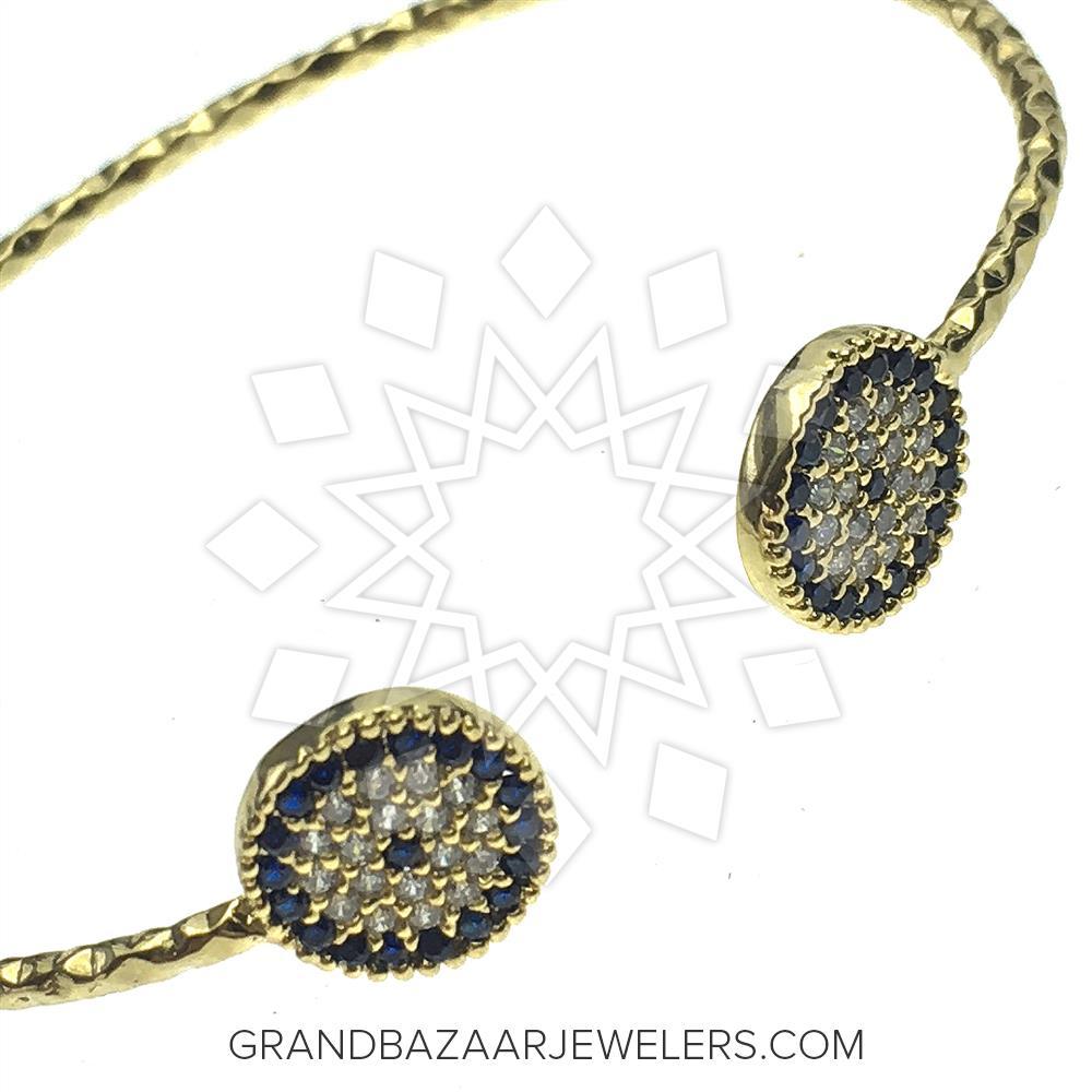 774287dad Customize & Buy Evil Eye Fashion Jewelry Bijou Bracelets- Online at Grand  Bazaar Jewelers - GBJ3BR6162-1
