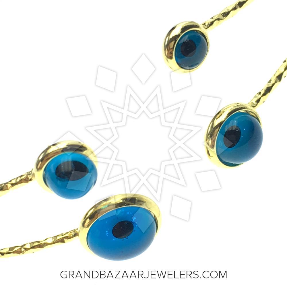 678dd8f01 Customize & Buy Evil Eye Fashion Jewelry Bijou Bracelets- Online at Grand  Bazaar Jewelers - GBJ3BR6171-1
