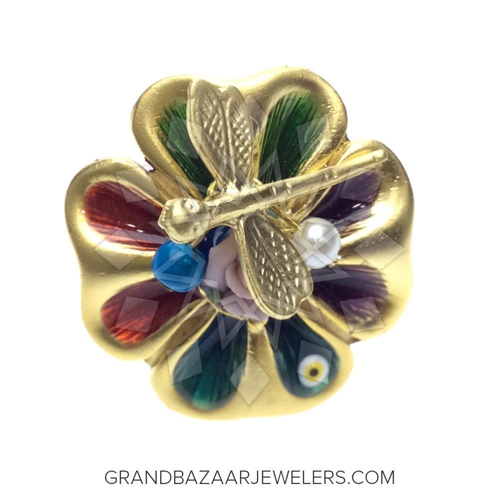 913f06b2f Customize & Buy Evil Eye Fashion Jewelry Bijou Rings- Online at Grand  Bazaar Jewelers - GBJ3RG3630-1